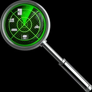 Radar-like product search